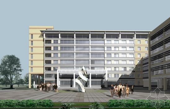 东南大学设计楼加固改造